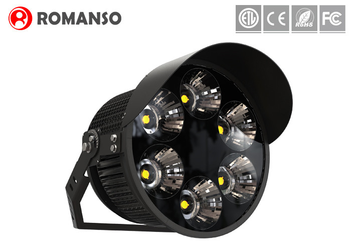 1200 Watt LED Stadium Floodlights CREE COB Meanwell Driver 2700k - 6500k