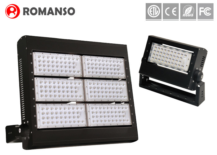 Professional High Power LED Stadium Lights , IP66 600w LED Stadium Floodlights